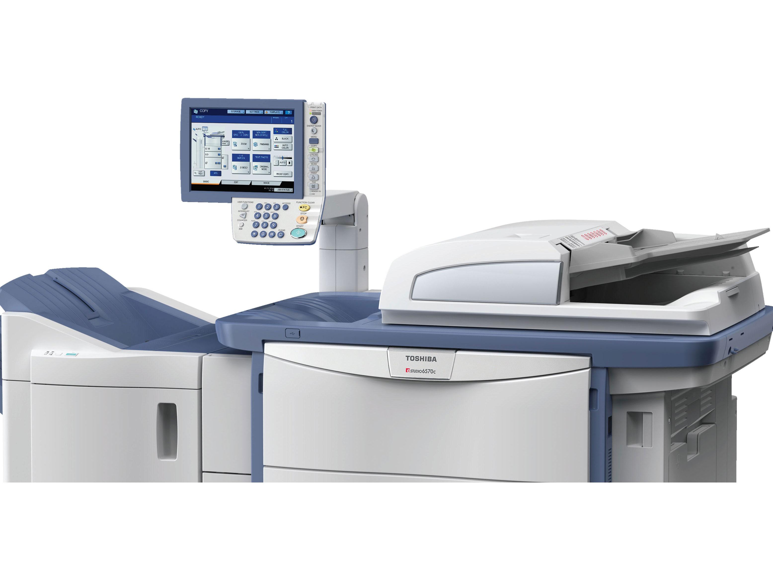 Fotocopiadora Toshiba de Segunda Mano