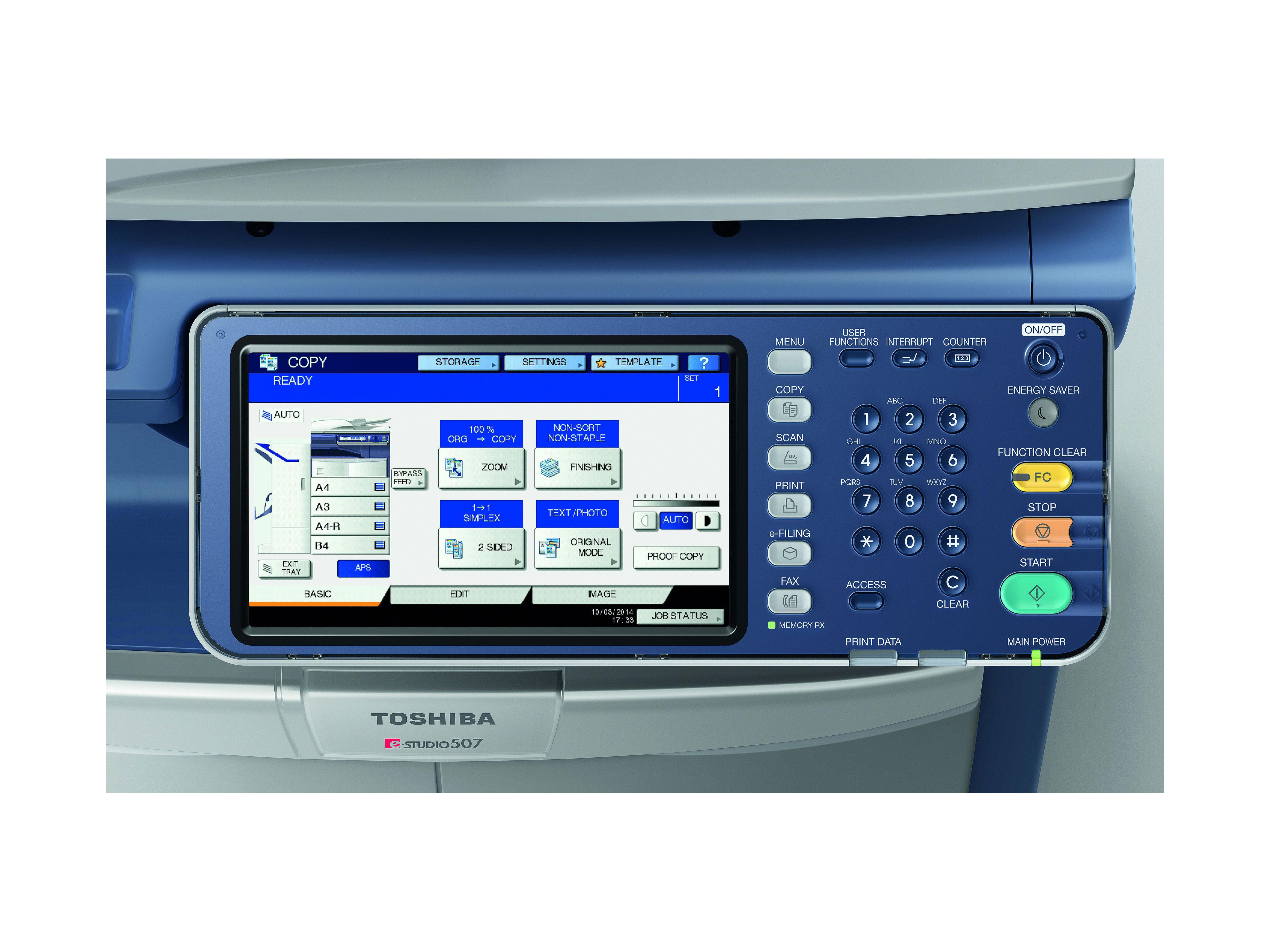 Toshiba e-STUDIO 657G en venta