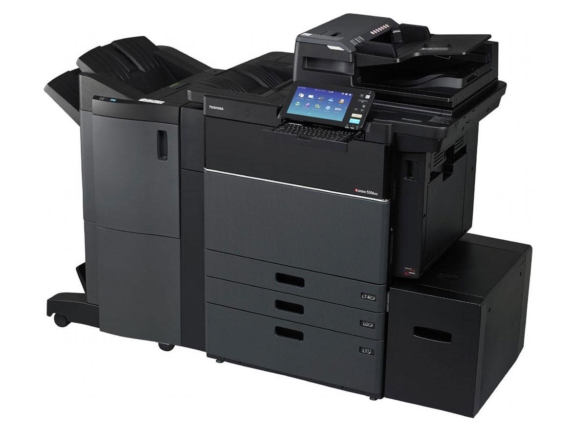 Fotocopiadora e-STUDIO 7506AC usada