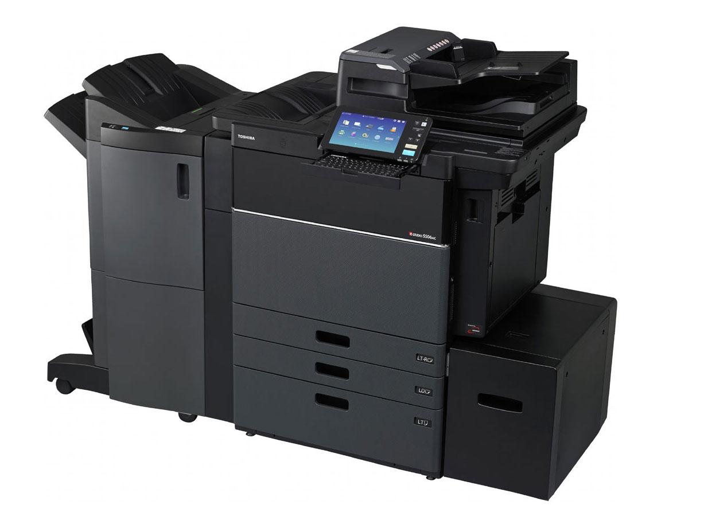 Fotocopiadora e-STUDIO 7506ACG usada