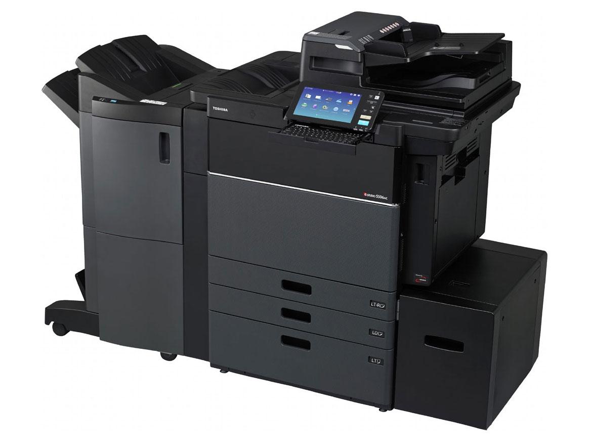 Fotocopiadora Toshiba e-STUDIO 7506ACT Barata