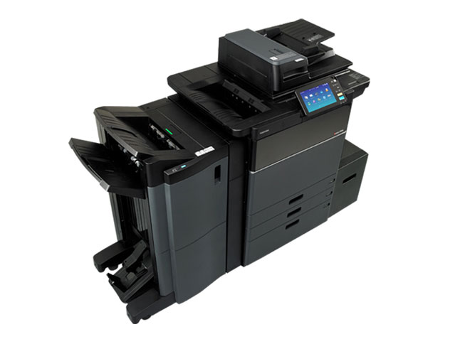 Fotocopiadora Toshiba e-STUDIO 7508A Barata