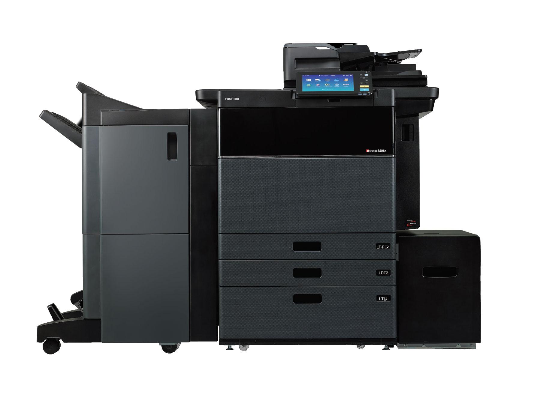 Fotocopiadora e-STUDIO 7508A usada