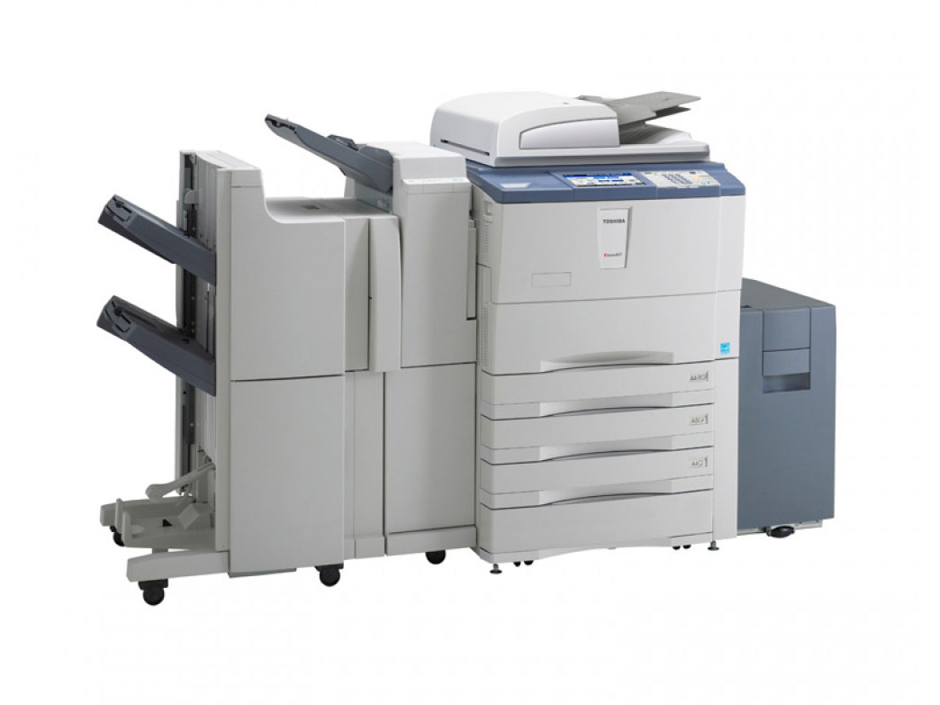 Fotocopiadora Toshiba e-STUDIO 757 Barata