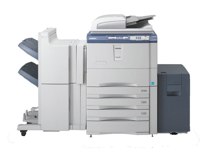 Fotocopiadora e-STUDIO 757 usada