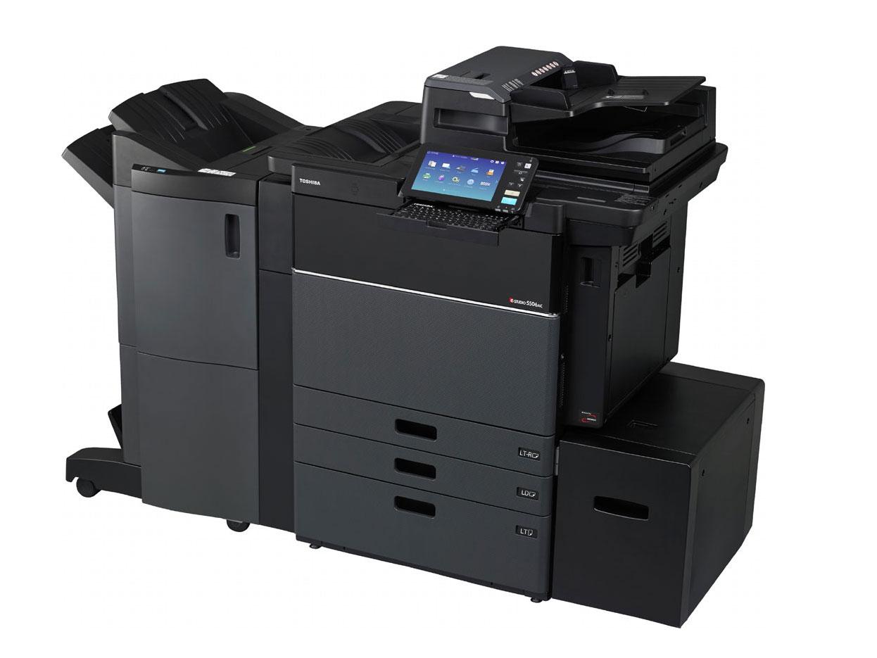 Fotocopiadora e-STUDIO 8508A usada