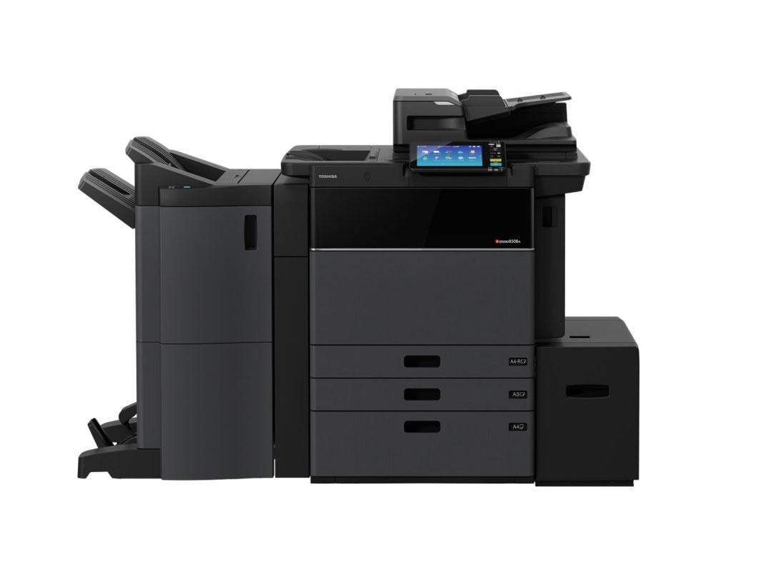 Fotocopiadora e-STUDIO 8508AG usada