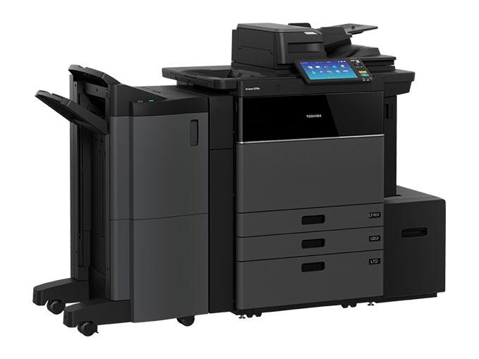 Fotocopiadora e-STUDIO 8518AG usada