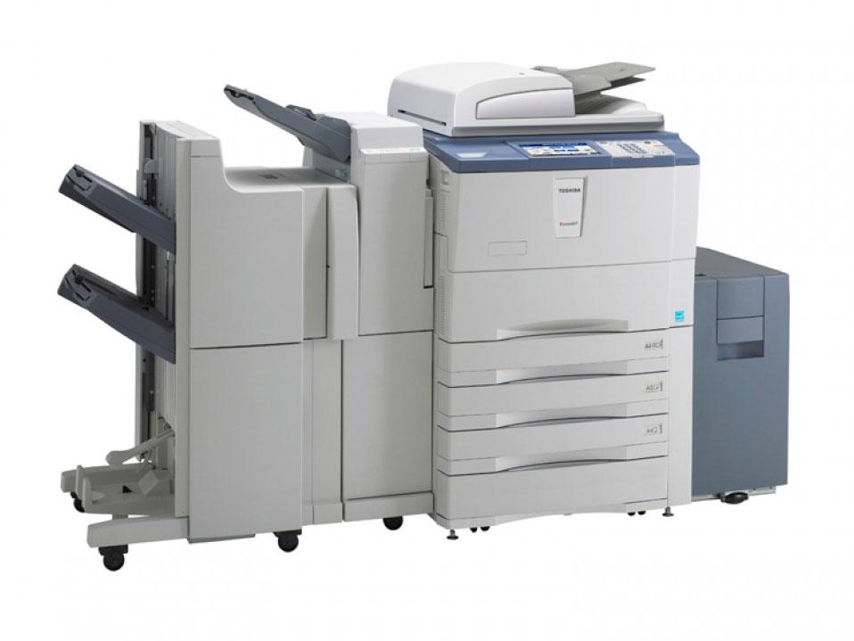 Fotocopiadora Toshiba e-STUDIO 857 Barata