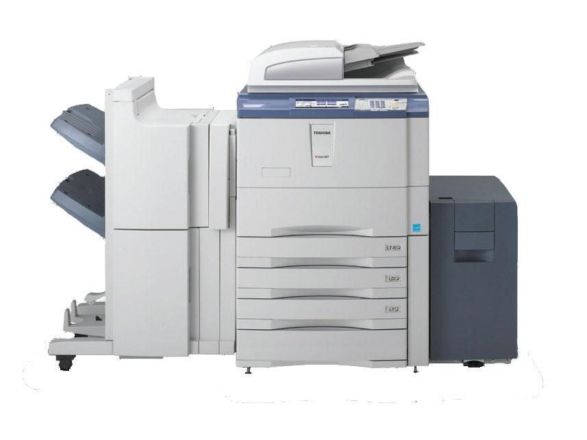 Fotocopiadora e-STUDIO 857 usada