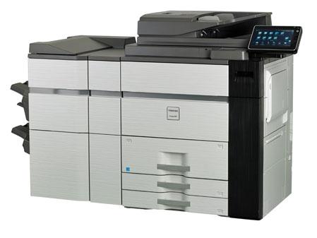 Fotocopiadora e-STUDIO 907 usada