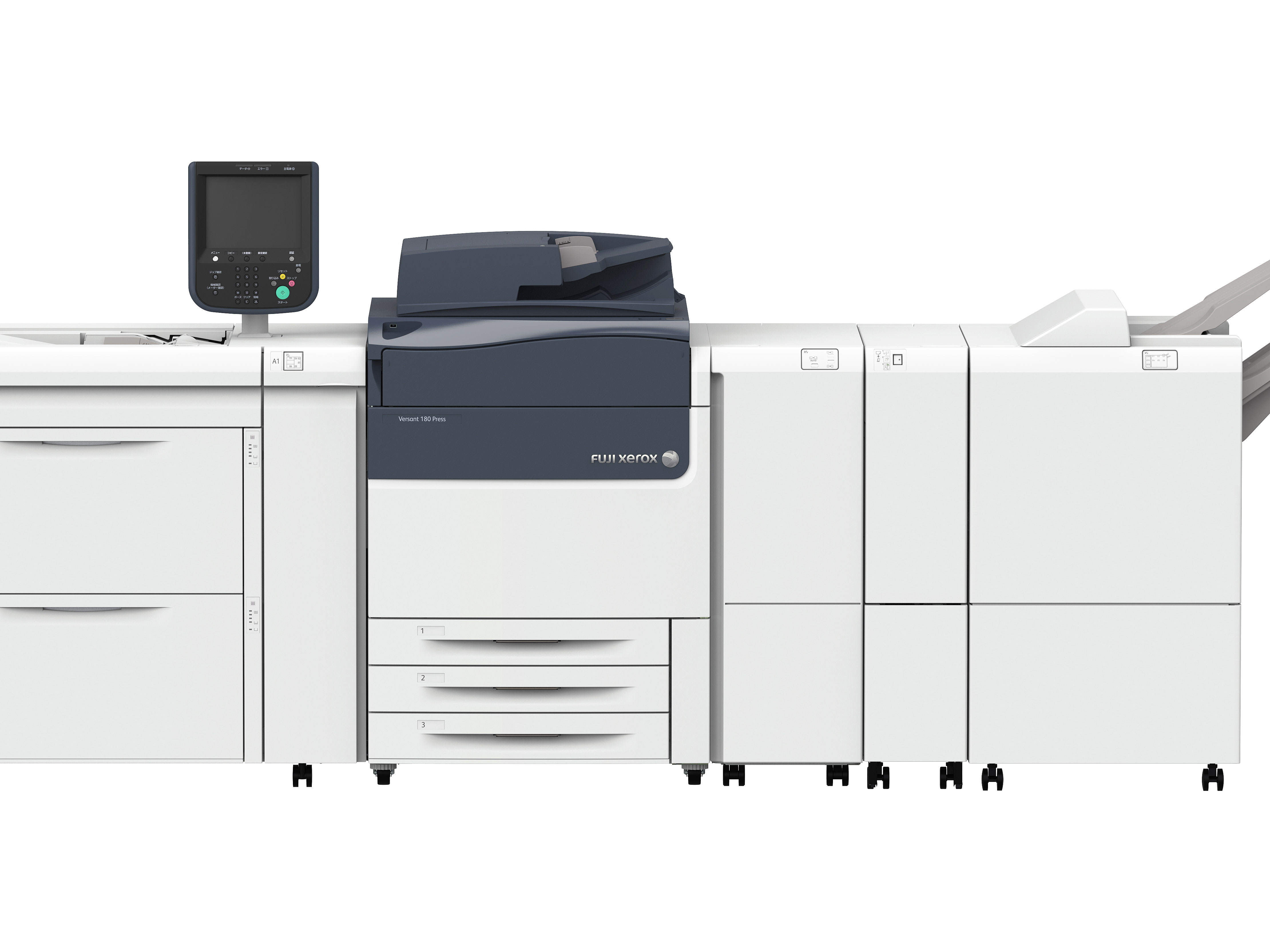 Fotocopiadora Versant 180 Press with Performance Package usada
