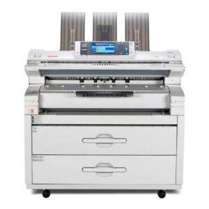 Fotocopiadora a Blanco y Negro Lanier LW7140en