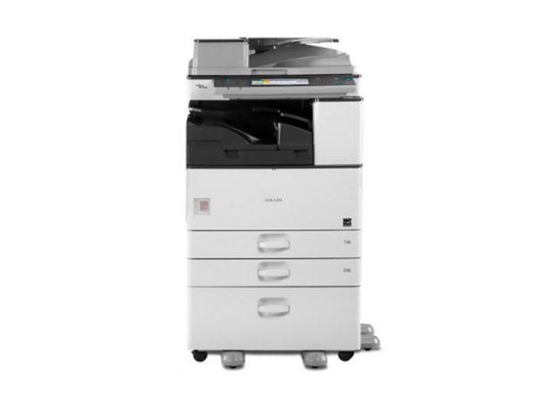Fotocopiadora a Blanco y Negro Lanier MP 3053