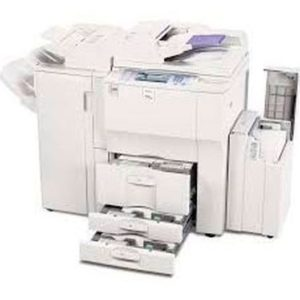 Fotocopiadora a Blanco y Negro Ricoh Aficio MP 6500