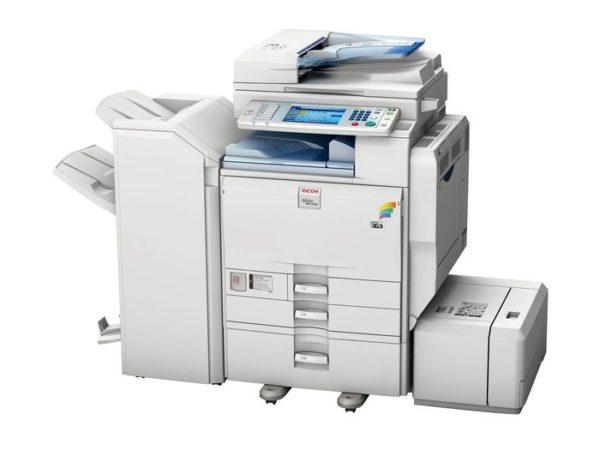 Fotocopiadora de Oficina Aficio MP C3300 1 - 35 PPM