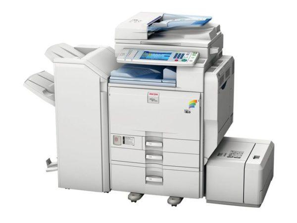 Fotocopiadora de Oficina Aficio MP C4500 35 - 45 PPM