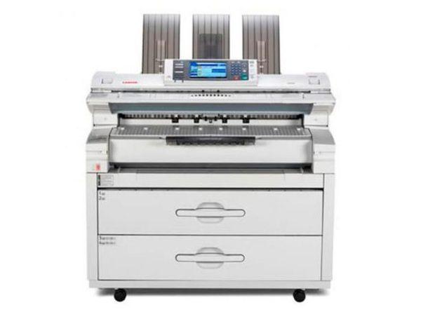 Fotocopiadora a Blanco y Negro Ricoh Aficio MP W5100en