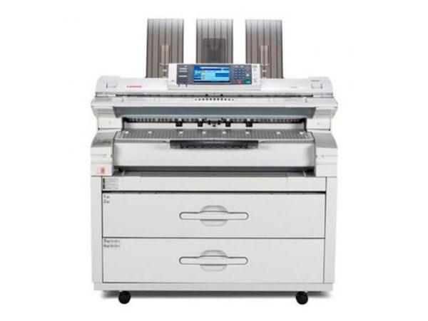 Fotocopiadora a Blanco y Negro Ricoh Aficio MP W7140en