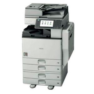 Fotocopiadora a Blanco y Negro Savin MP 2553