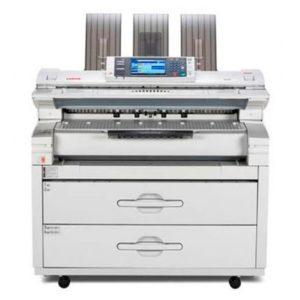 Fotocopiadora a Blanco y Negro Savin en5100WD